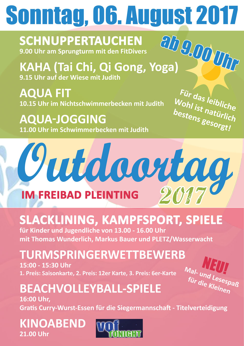 Plakat Outdoor2017